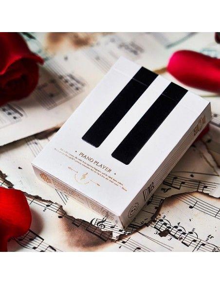 Baraja piano 2 teclas  Naipes