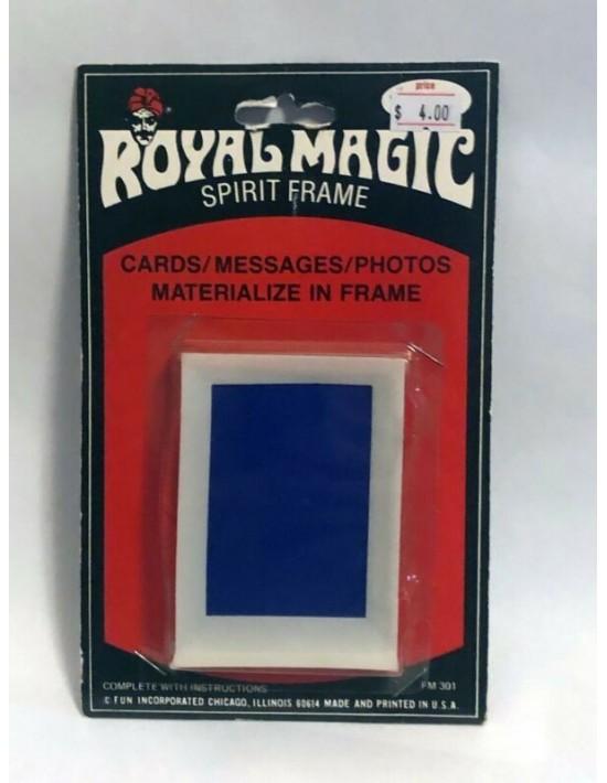 Spirit frame royal magic  Mentalismo